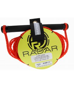 Radar Global 12 Handle Watersports Rope Combo 75'  Assorted Red