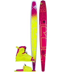 Radar Lyric Waterskis w/ Lyric/ARTP Bindings