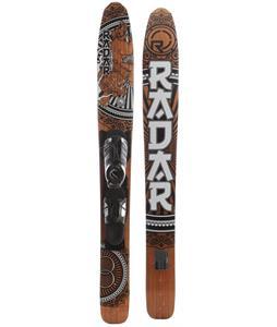 Radar Satori Slalom Ski 70 w/ Prime Bindings