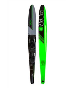 Radar Senate Slalom Ski w/ Vector Bindings