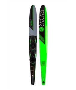 Radar Senate Slalom Ski 67 w/ Double Room 38 Vector Bindings