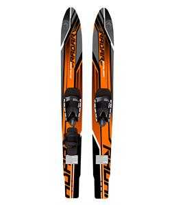 Radar X Caliber Combo Skis 67 w/ Eva X Caliber Adj Bindings