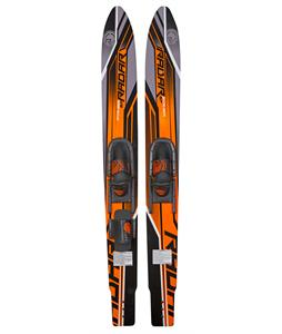 Radar X Caliber Combo Skis 67 w/ Horseshoe Adj Bindings