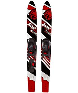 Radar X-Caliber Waterski w/ Adj Horseshoe Bindings