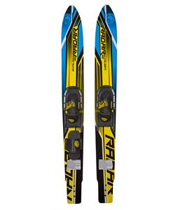 Radar X-Caliber Skis w/ Horseshoe Bindings Adj