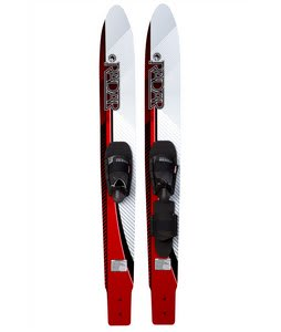 Radar X-Caliber Waterskis 67 w/ Eva Adj X-Caliber Bindings O/S