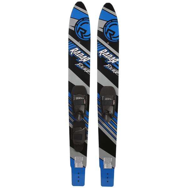 Radar X-Caliber Waterski w/ Eva Adj X-Caliber Bindings