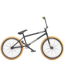 Radio Darko BMX Bike Black 20in/21in Top Tube