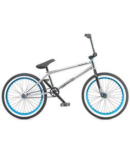 Radio Darko BMX Bike Chrome 20in/21in Top Tube