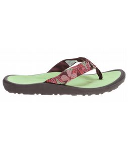 Rafters Breeze Tropicana Sandals Coral