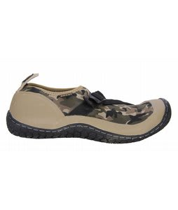 Rafters Crosswater Low Water Shoes Sand Camo