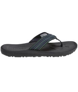 Rafters Gust Zip Up Sandals Blue
