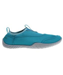 Rafters Malibu Water Shoes Turq Multi