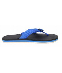 Rainbow Classic Sandals Blue St/White So