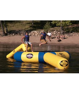 Rave Bongo Water Bouncers 15 w/ Slide And Log