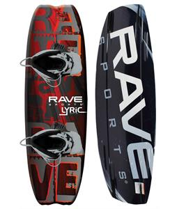Rave Lyric Wakeboard w/ Advantage Boots