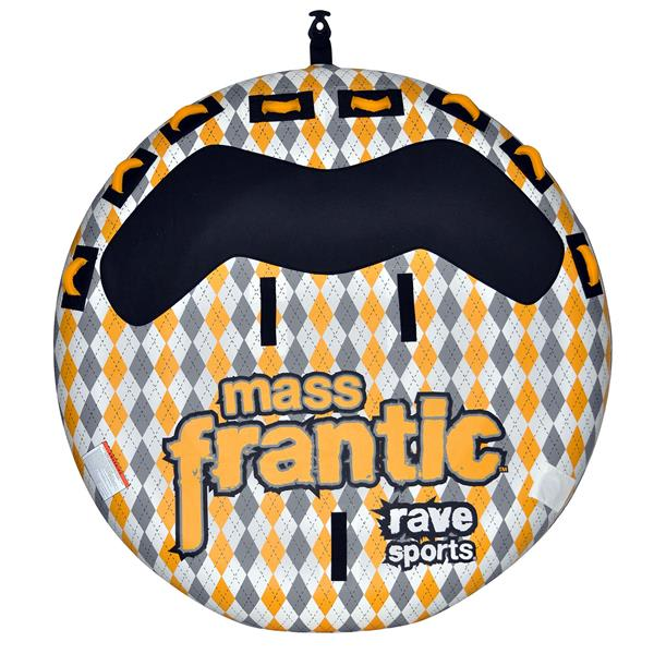 Rave Mass Frantic Towable Tube