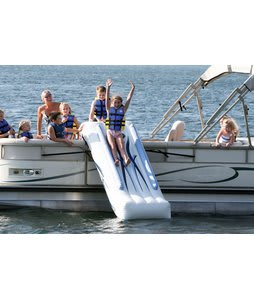 Rave Pontoon Slide Water Slide