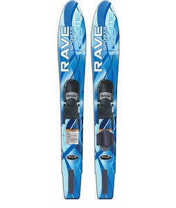 Rave Rhyme Adult Wide Combo Water Skis 164