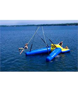Rave Rope Swing Freestanding Package