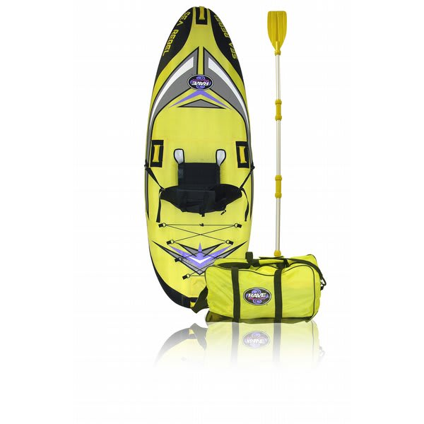 On sale rave sea rebel kayak inflatable up to 60 off for Best fishing kayak under 800