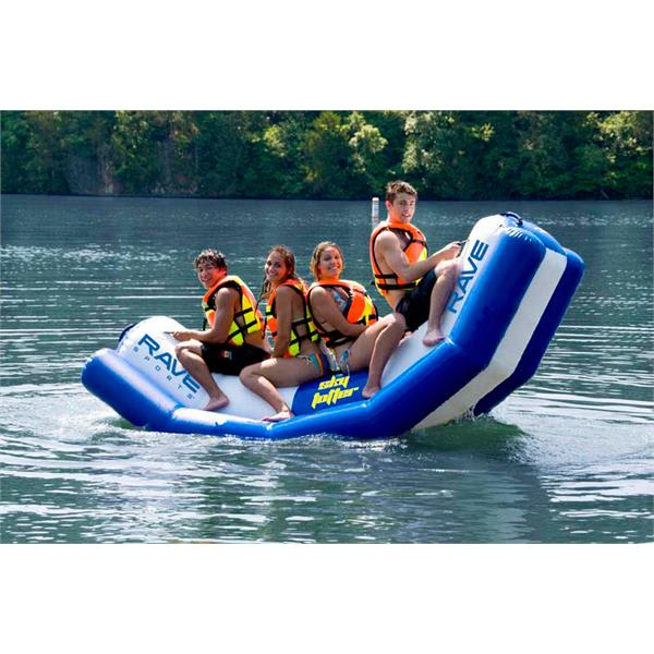 Rave Sky Totter Inflatable