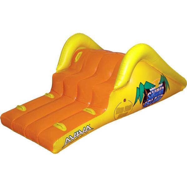 Rave Slick Slider Island Pool Slide