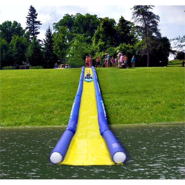 Rave Turbo Chute Water Slide Lake Package