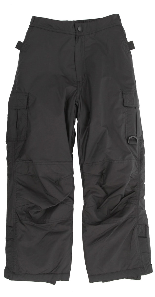 Shop for Rawik Board Dog Snow Pants Black - Kid's