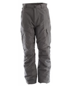 Rawik Zephyr Cargo Snow Pants Charcoal