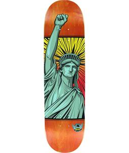 Real Action Ralized United We Stand Skateboard Deck