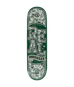 Real Donnelly Bankroll Skateboard Deck