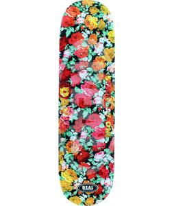 Real Torgerson Floral Skateboard