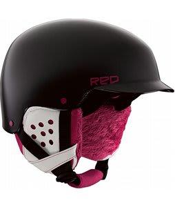 Red Asylum Snowboard Helmet