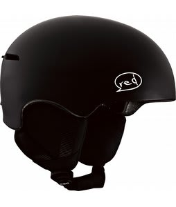 Red Avid Grom Snow Helmet