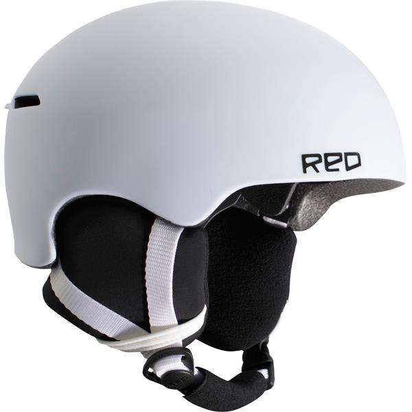 Red Avid Grom Snow Helmet