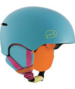 Red Avid Grom Snowboard Helmet Gogo