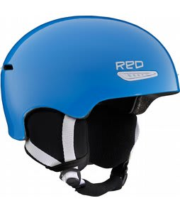Red Avid Snowboard Helmet Cobalt Blue
