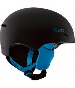 Red Avid Snowboard Helmet Black/Blue