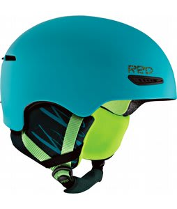 Red Avid Snow Helmet