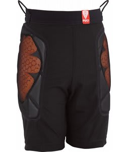 Red Base Layer Short Protective Gear