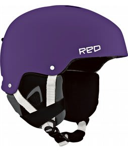 Red Cadet Snowboard Helmet Purple