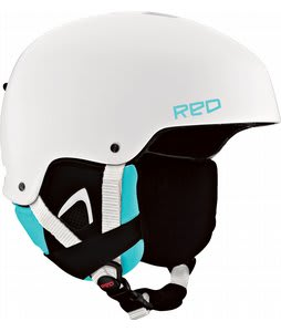 Red Cadet Snow Helmet