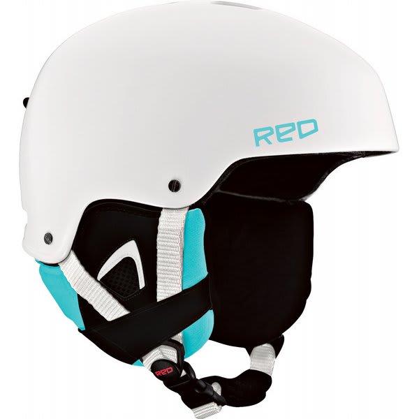 Red Cadet Snow Helmet