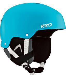 Red Cadet Snowboard Helmet Blue