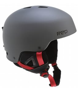 Red Commander Snowboard Helmet Rita
