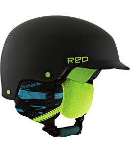 Red Defy Snowboard Helmet Bluerayz