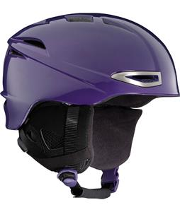 Red Drift Snowboard Helmet Purple