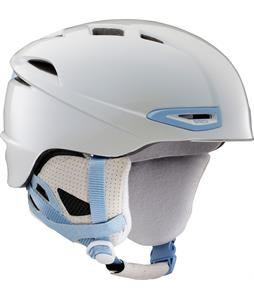 Red Drift Snowboard Helmet White Pearl