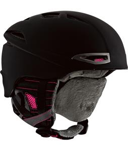 Red Drift Snowboard Helmet Black/Pink